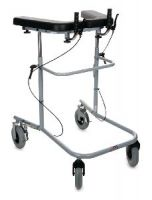 Trio Height Adjustable Patient Walker