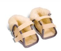 Fleece Heel Protectors