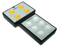Domino Infra-red Universal Remote Controller
