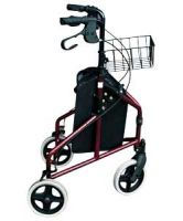 Ultralight Aluminium Tri-wheel Walker