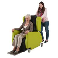 Theracare Riser Porter Chair