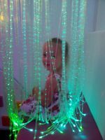 Fibre Optic Cascades, Showers & Curtains