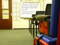 Corgi Class Chair