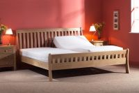 Harlech Oak Adjustable Bed