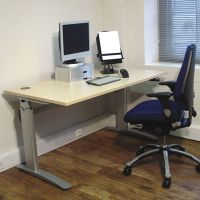 Deskrite 300 Electric Sit-stand Desk