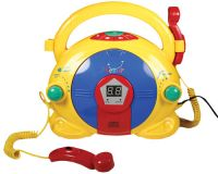 Switch Adapted Sing Along Cd Player
