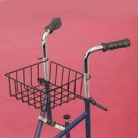 Three-wheeled Rollator Basket