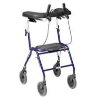 Wheeled Forearm Walkers Living Made Easy