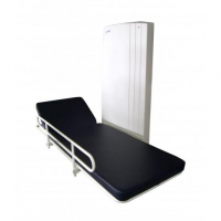 Amber Wall Mounted Powered Variable Height Changing Table