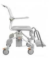 Etac Swift Mobile Attendant Propelled Shower Commode Chair