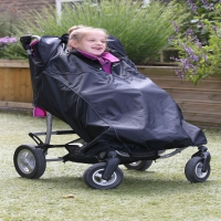 Wheelchair Total Cover