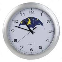 Round Day-night Clock