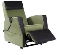 Astra Trendelenburg Bariatric Dual Motor Electric Rise And Recline Chair