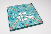 Large Print Scrabble