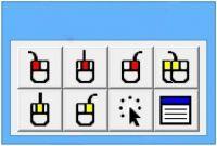 Dragger Mouse Click Emulator Screen Reader