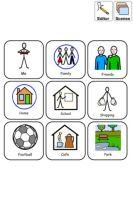 Scene & Heard Augmentative Communication App