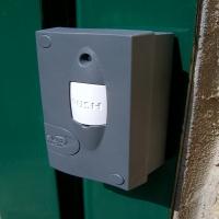 Silent Alert Mini Monitor For Doorbell and Car & Burglar Alarm