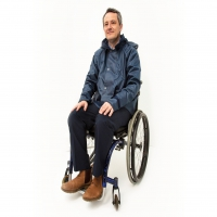 Warmlined Waterproof Wheelchair Jacket