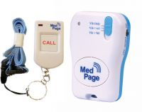 Medpage Fob Transmitter With Alarm Pager
