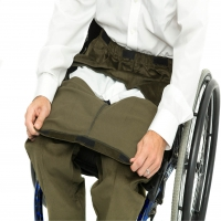 Drop front Wheelchair Cords