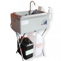 Bigsynk mobile wash basin