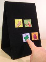 Portable Literacy Choice Board