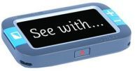 Optelec Compact 4 Hd Hand Held Electronic Magnifier