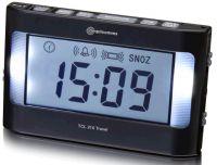 Digital Travel Vibrating Alarm Clock