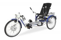 Draisin Relaxino Semi-recumbent Tricycle