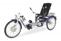 Draisin Relaxino Semi-recumbent Tricycle