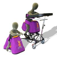Equipoise Straddle Seat