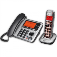 Bigtel 480 Desk And Cordless Phone Set