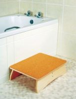 Wooden Bath Step Stool