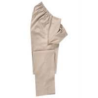 Cotton Summer Dropfront Wheelchair Trousers