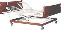 Solace 502 Twin Profiling Height Adjustable Bed