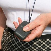Care Call Key Fob Transmitter For Carers