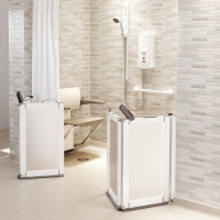 Impey Elevate Half Height Shower Doors