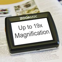 Zoomax Butterfly Video Magnifier