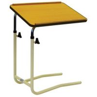 Overbed Table With Open Base