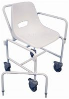 Charing Attendant Propelled Shower Chair