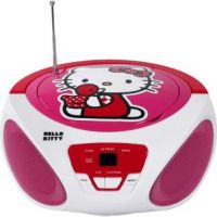 Switch Adapted Hello Kitty Boombox