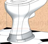 Retrofit Toilet Plinths