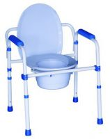 Herdegen 3 In 1 Commode Chair, Seat Raiser And Safety Frame