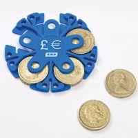 Pound Coin Holder