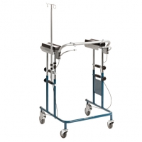 Xxl-rehab Bariatric Walker Stand Tall