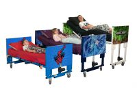 Quoddy Paediatric Bed