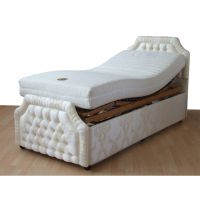 Integral Profile & Lift Height Adjustable Bed