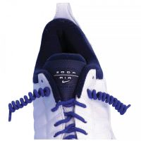 Curled Elastic Shoe Laces