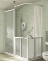 Kendal Cubicle Shower With Bi-fold Doors
