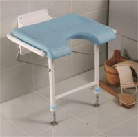 Aluminium Wall Mounted Shower Seat